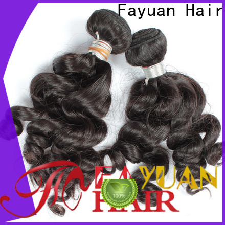 Fayuan Hair wave indian hair wigs Suppliers for men