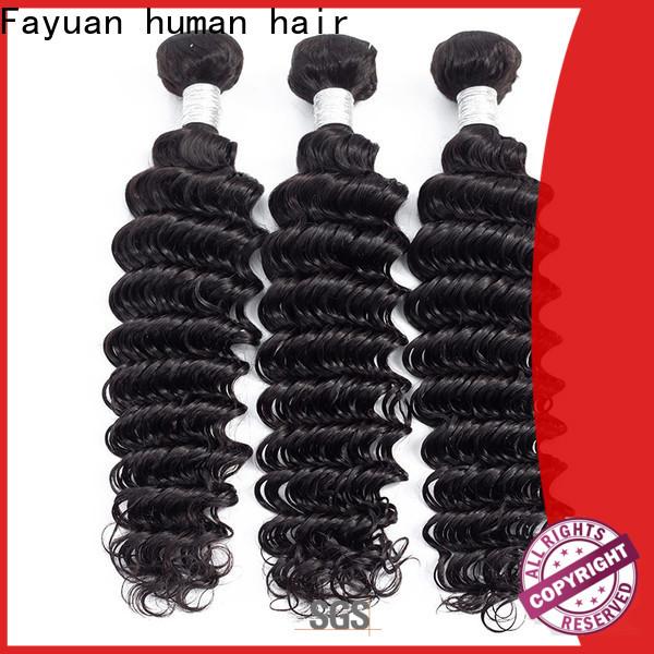 Wholesale hair bundles bundles manufacturers for barbershop