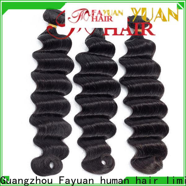 Latest raw indian hair wholesale grade factory for men