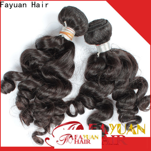 Fayuan Hair Custom indian hair wigs company for men