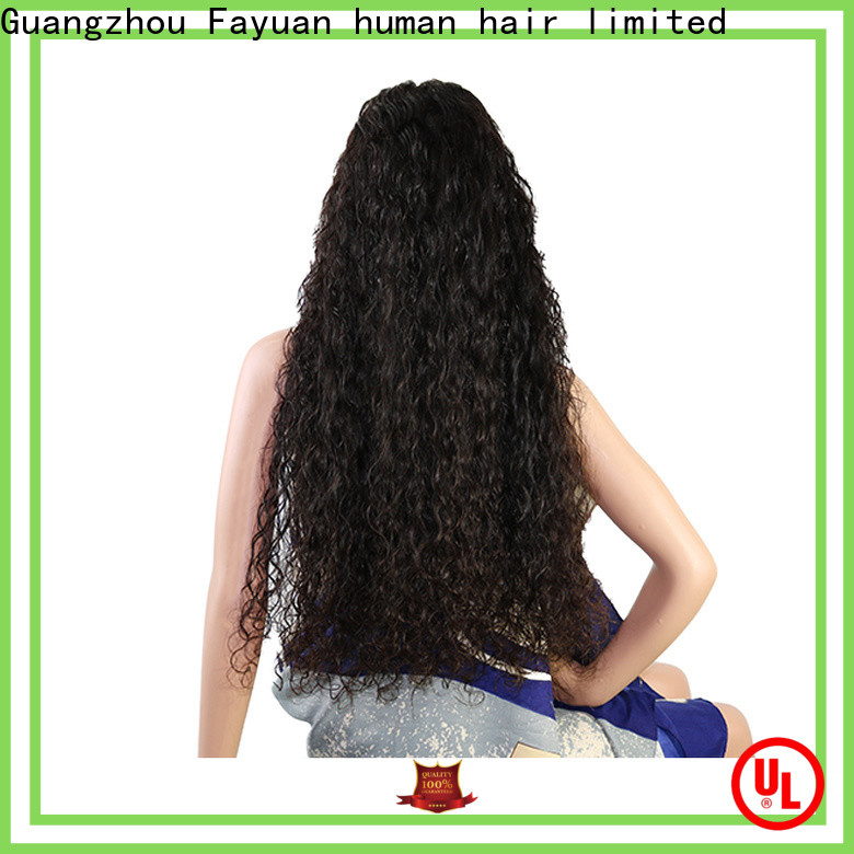 Fayuan Hair Custom custom full lace wigs for business for barbershop