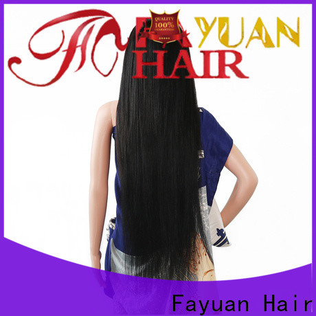 Fayuan Hair frontal custom lace front company for selling