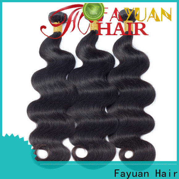 Fayuan Hair body peruvian curly bundles manufacturers for selling