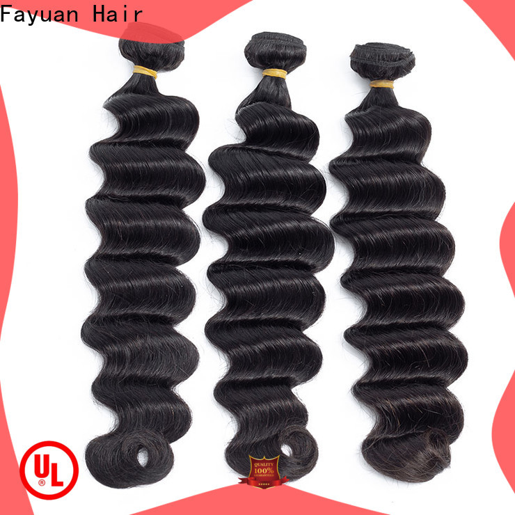 Fayuan Hair Best indian hair weave for cheap Suppliers for barbershop