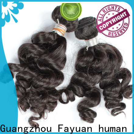 Fayuan Hair hair indian hair company wholesale manufacturers for men