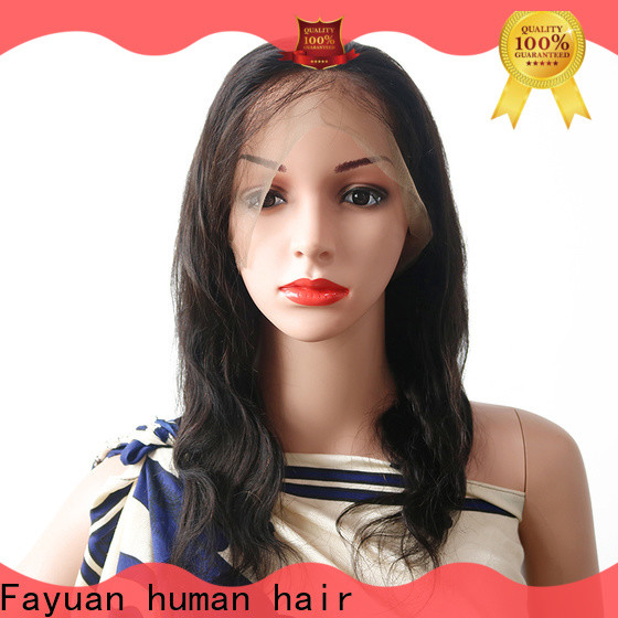Fayuan Hair women buy full lace wig for business for men