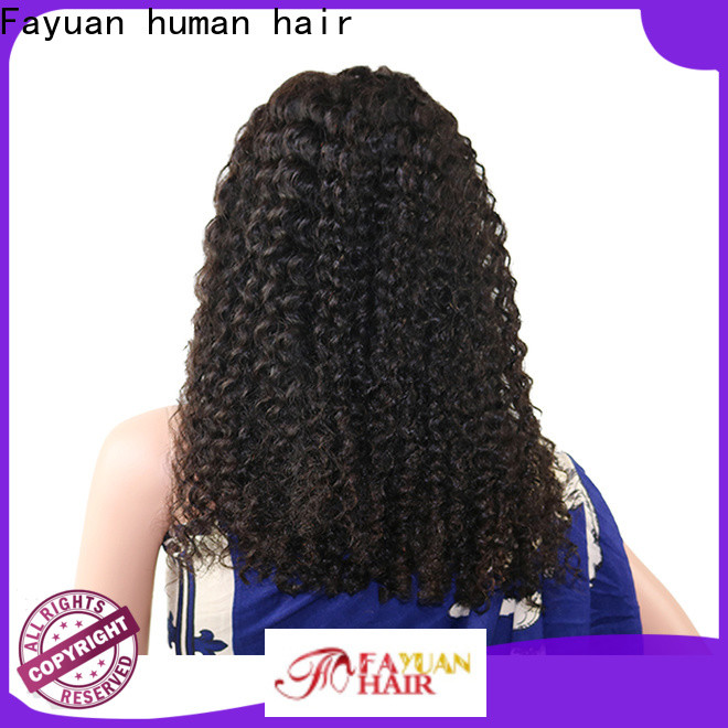 Custom best lace front wigs online xmas Suppliers for street