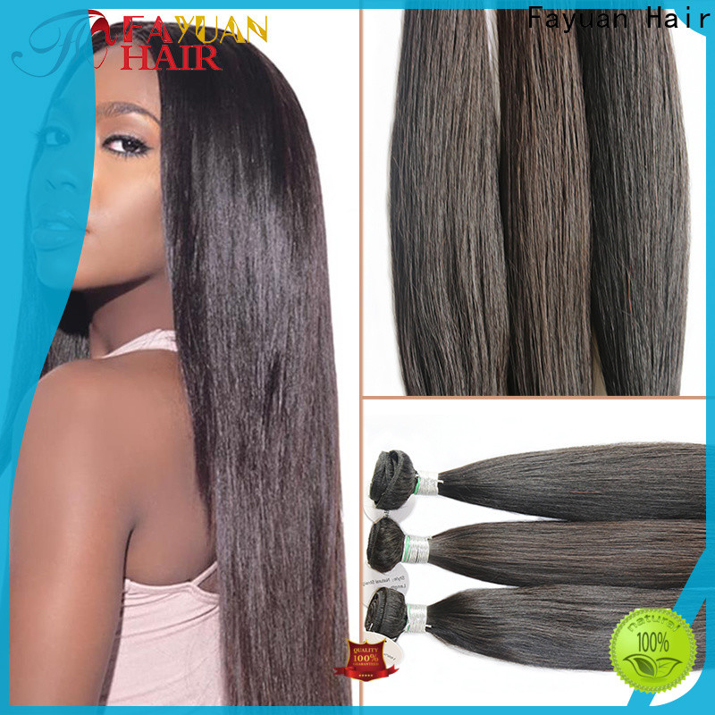 Fayuan Hair hair best lace wigs factory for street