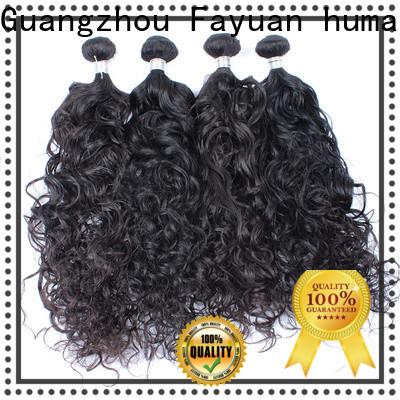 Fayuan Hair virgin malaysian deep curly weave Supply for selling