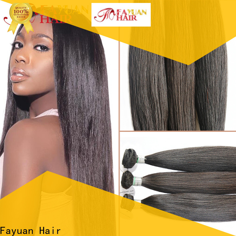 Fayuan Hair women good full lace wigs Suppliers for men