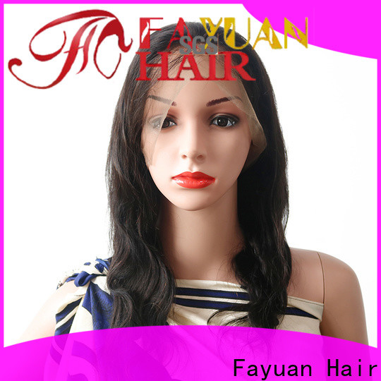 High-quality curly full lace wigs human hair human manufacturers for selling