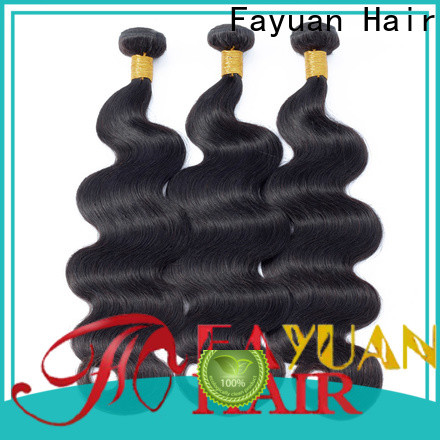 Fayuan Hair New peruvian curly weave Suppliers for women