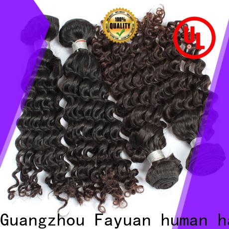 Fayuan Hair malaysian cheap malaysian curly hair bundles company for street