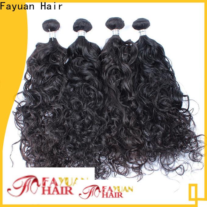 Fayuan Hair loose buy malaysian hair manufacturers for street