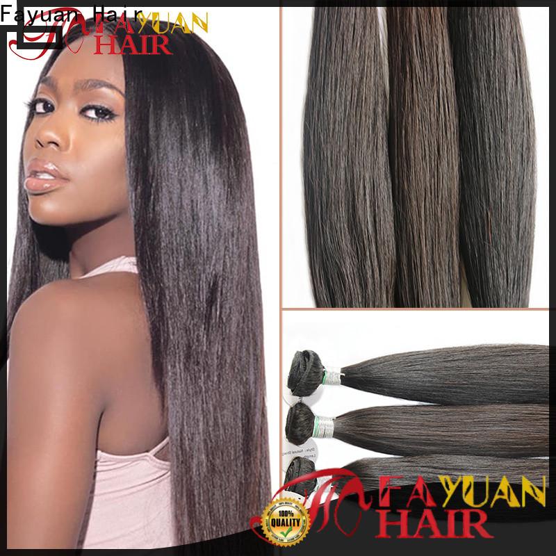 Fayuan Hair Custom lace wigs buy Suppliers for women