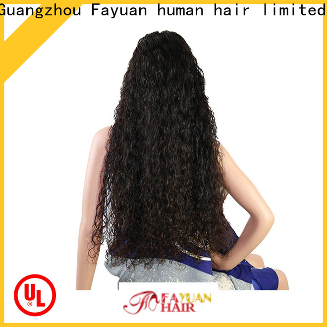 Wholesale custom made lace front wigs hair manufacturers for men