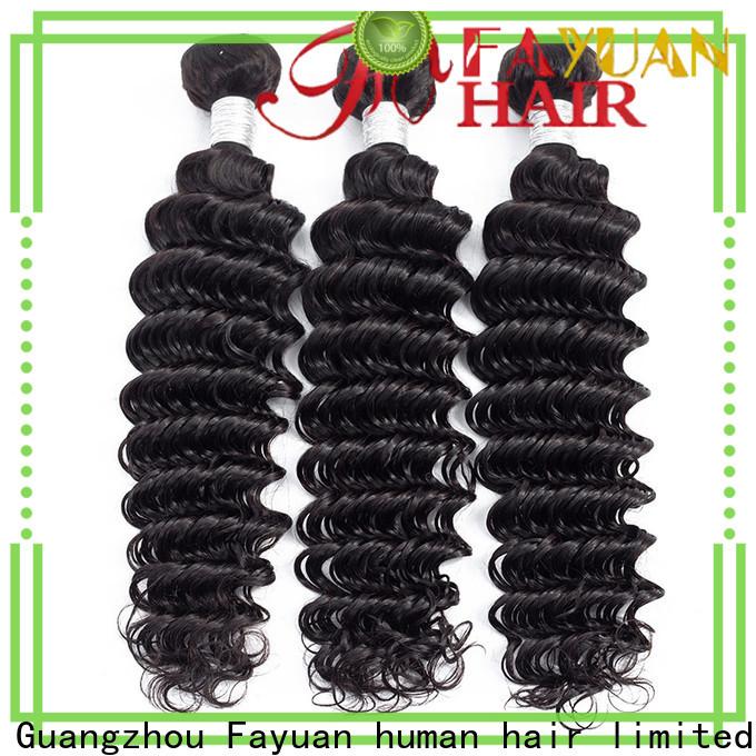 Fayuan Hair hair peruvian hair for cheap manufacturers for selling
