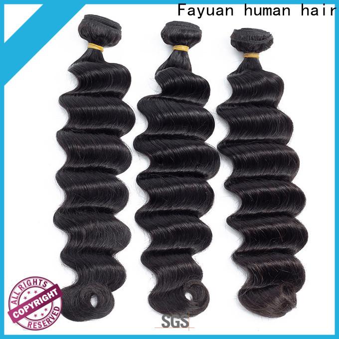 Fayuan Hair High-quality indian wavy hair Supply for street