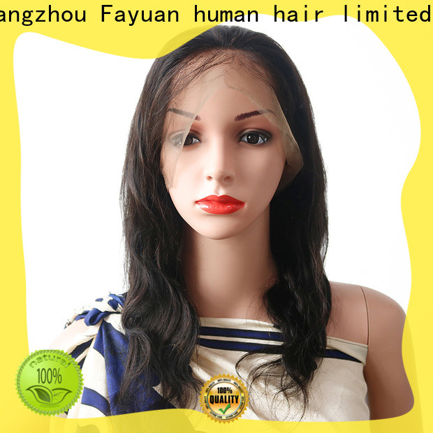 Fayuan Hair wigs inexpensive full lace wigs Suppliers for selling