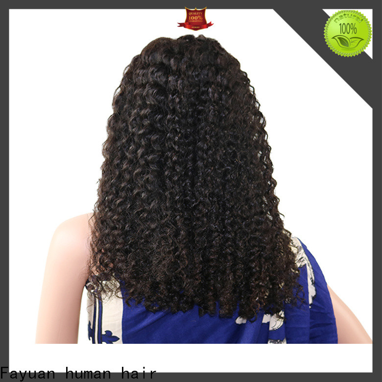 Fayuan Hair grade lace front toupee for business for selling