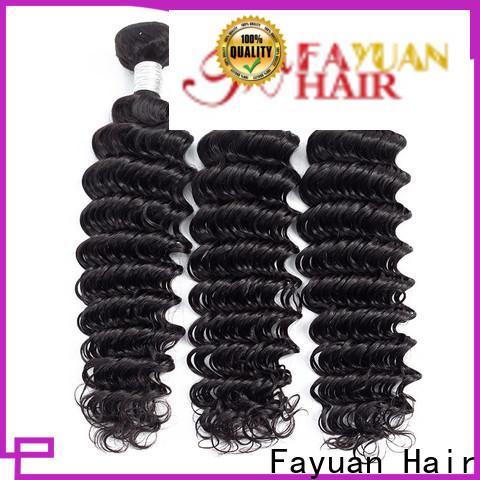 Fayuan Hair Best shop peruvian hair company for women