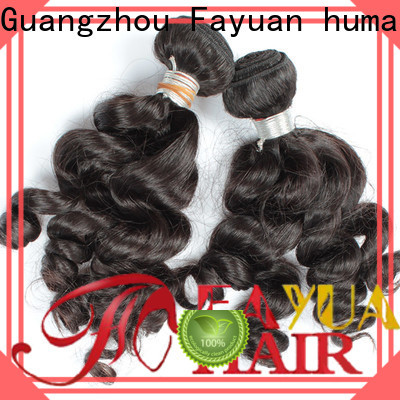 Fayuan Hair hair indian human hair factory Supply for women