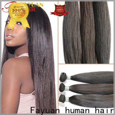 Fayuan Hair human human hair lace wigs Supply for women