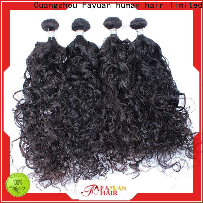 Custom cheap malaysian curly hair curl for business for men