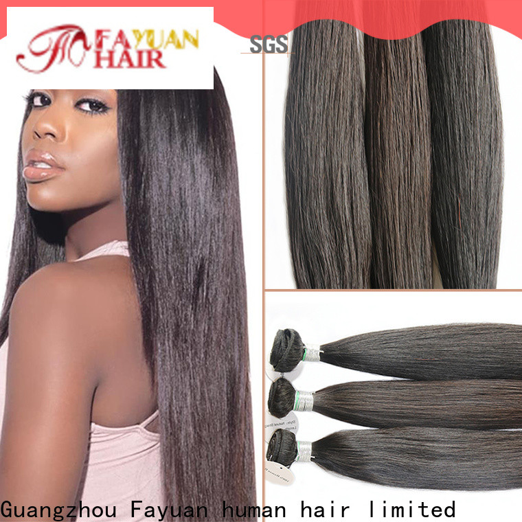 Fayuan Hair Top lace wigs for sale company for selling