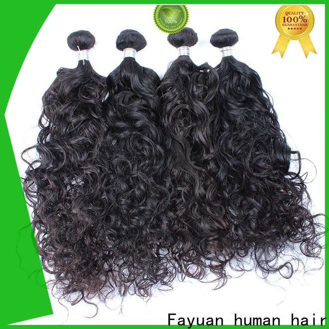 Fayuan Hair human malaysian human hair bundles factory for selling