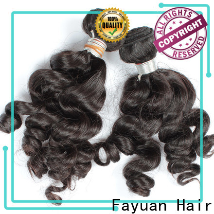Fayuan Hair New wholesale hair vendors in india factory for selling