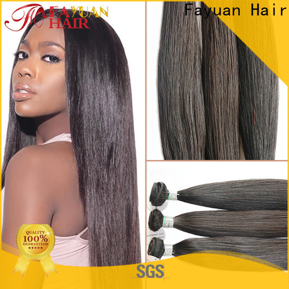 Fayuan Hair wigs lace wig factory for selling