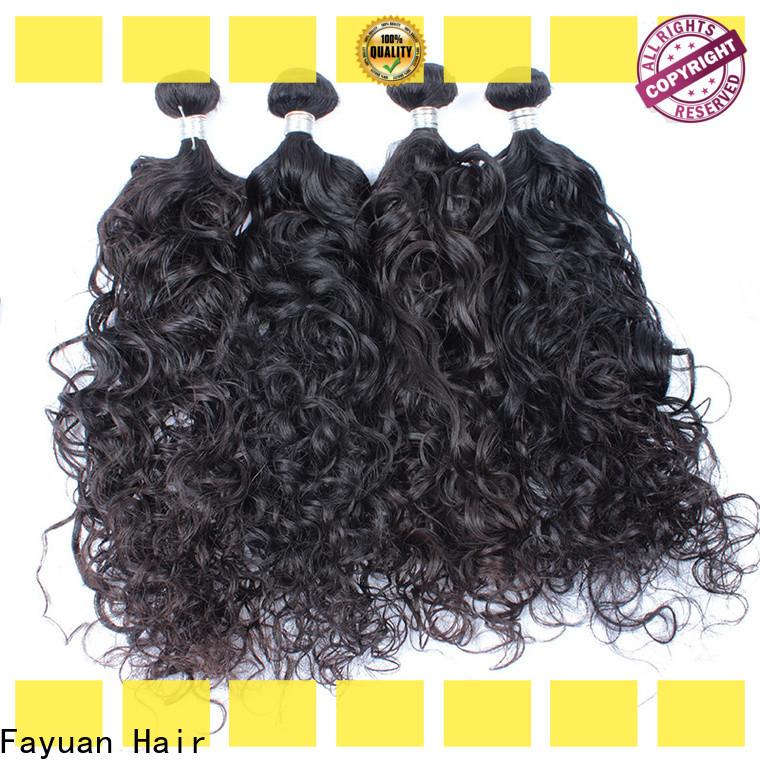 Fayuan Hair malaysian cheap malaysian curly hair Suppliers for street