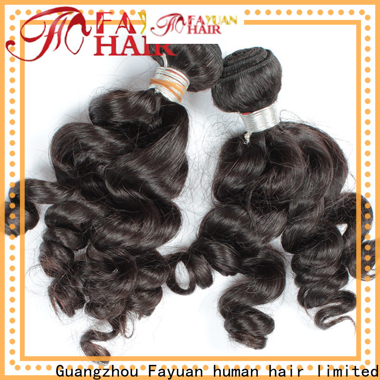 Fayuan Hair High-quality indian hair extensions wholesale manufacturers for barbershop