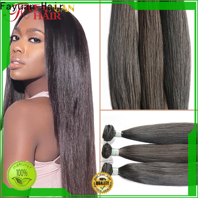 Fayuan Hair High-quality good quality lace wigs manufacturers for barbershop