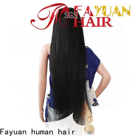 Fayuan Hair Custom custom made lace frontals Supply for men
