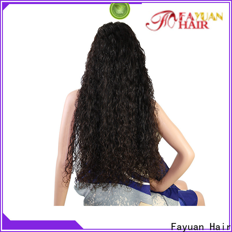 Latest custom wigs near me frontal manufacturers for men