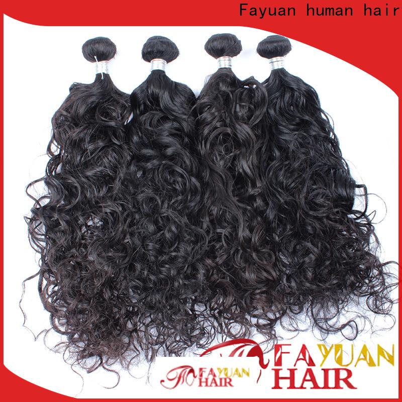 Fayuan Hair malaysian order malaysian hair online Supply for men