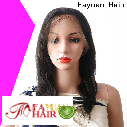 Fayuan Hair Wholesale cheap lace front wigs for business for barbershop