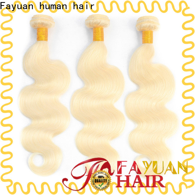 Latest best human hair weave match company for women