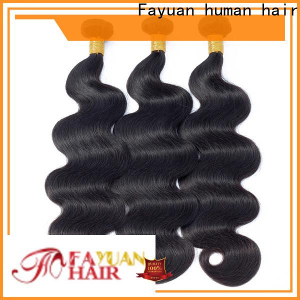 High-quality best peruvian hair bundles virgin factory for selling