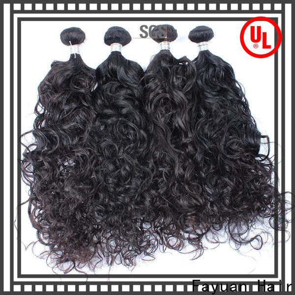 Custom malaysian wave hair hair for business for barbershopp