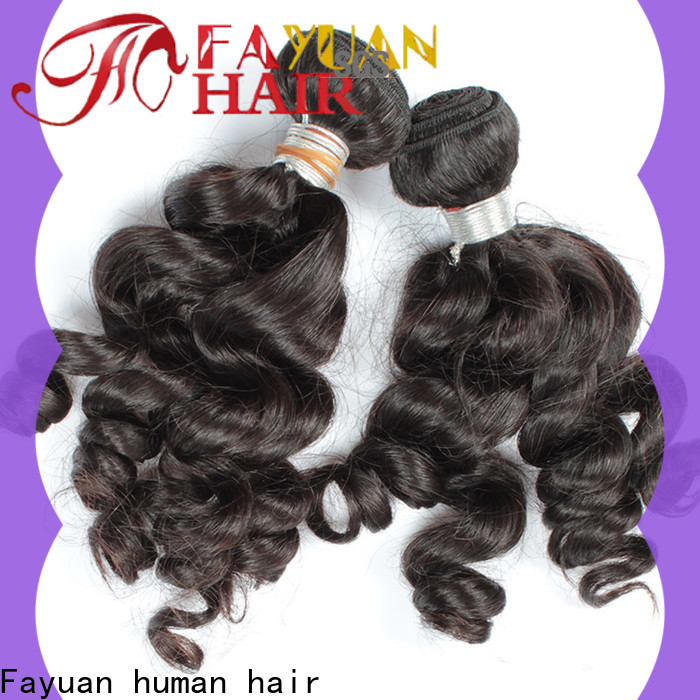 Fayuan Hair High-quality indian hair extensions wholesale for business for women