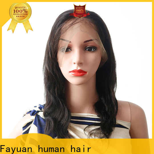New real full lace wigs grade for business for selling