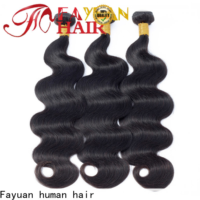 Fayuan Hair New curly peruvian hair extensions company for selling