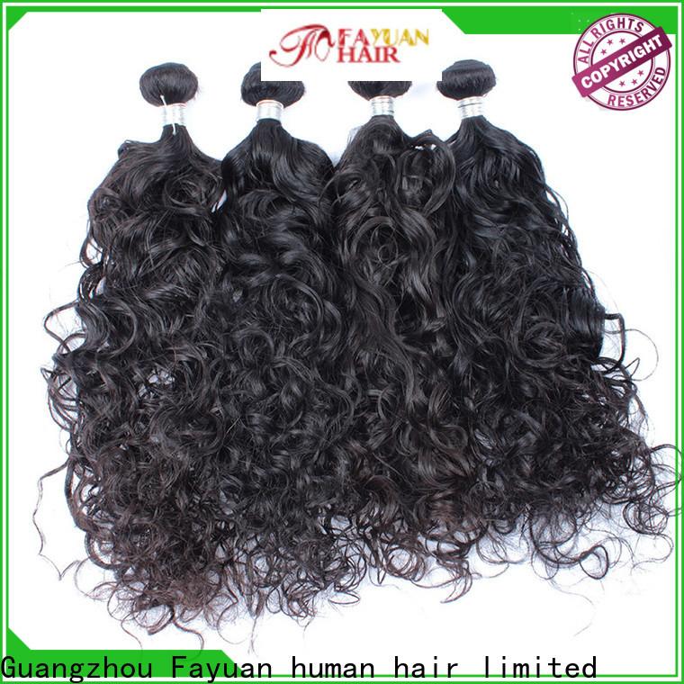 Fayuan Hair malaysian malaysian hair bundles wholesale company for women