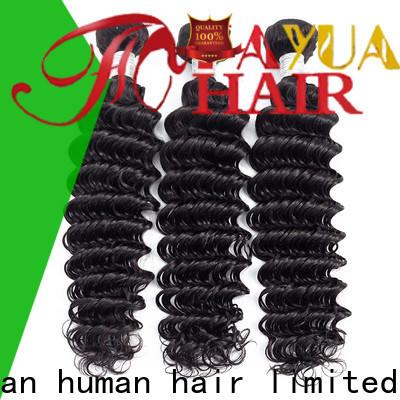 Fayuan Hair New peruvian curly human hair manufacturers for street