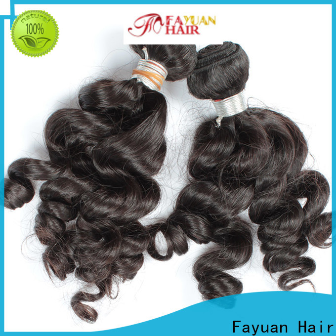 Fayuan Hair Latest indian hair wigs for business for barbershop
