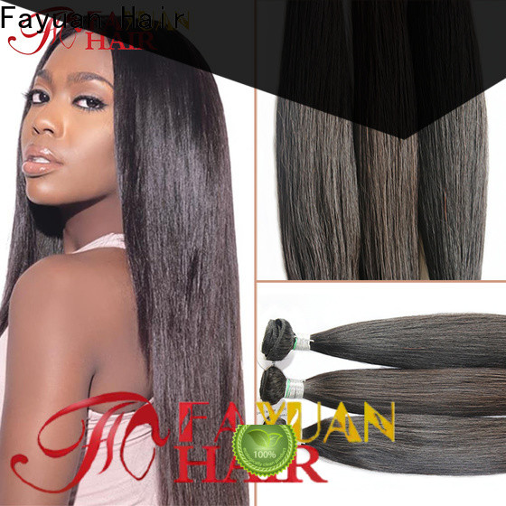 Fayuan Hair Best cheap lace front wigs Suppliers for selling