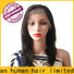 High-quality human hair lace front wigs women Supply for men